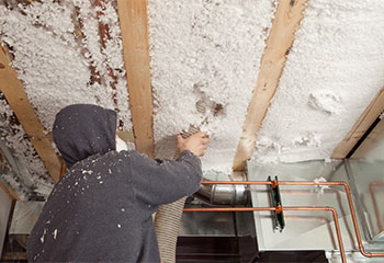 Attic Air Sealing | Attic Cleaning Huntington Beach, CA