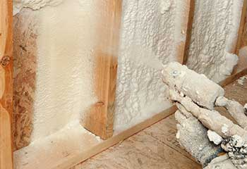 Spray Foam Insulation in Costa Mesa |  Attic Cleaning Huntington Beach